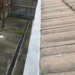 gutter guard tile